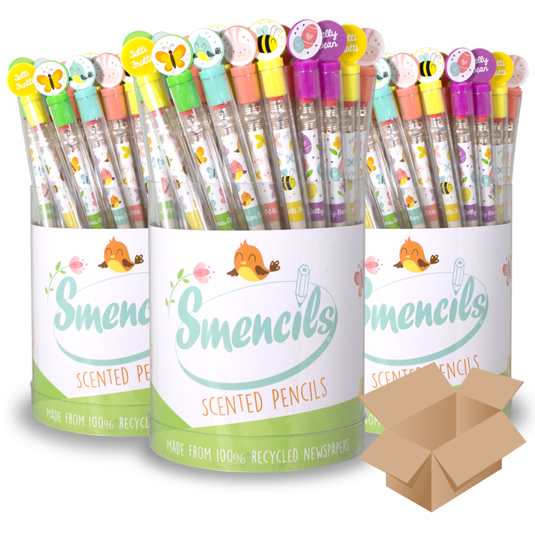Smencils - Spring Scents